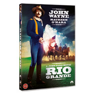 Produktbilde for Rio Grande (DVD)