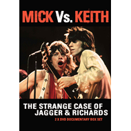 Rolling Stones - Mick Vs Keith - The Strange Case Of Jagger & Richards (DVD)