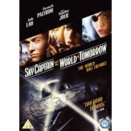 Sky Captain And The World Of Tomorrow (UK-import) (DVD)