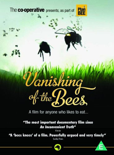 Vanishing Of The Bees (UK-import) (DVD)