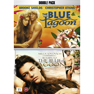 The Blue Lagoon / Return To The Blue Lagoon (DVD)