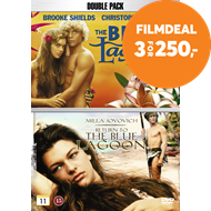 Produktbilde for The Blue Lagoon / Return To The Blue Lagoon (DVD)