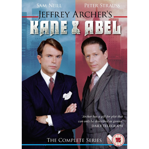 Kane And Abel - The Complete Mini Series (UK-import) (DVD)