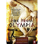 Fire From Olympia (UK-import) (DVD)