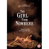 The Girl From Nowhere (UK-import) (DVD)