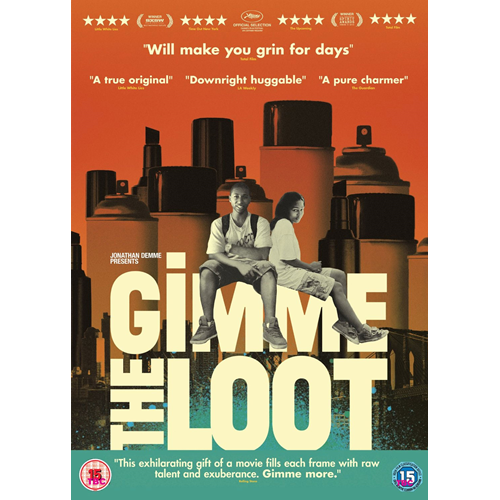 Gimme The Loot (UK-import) (DVD)