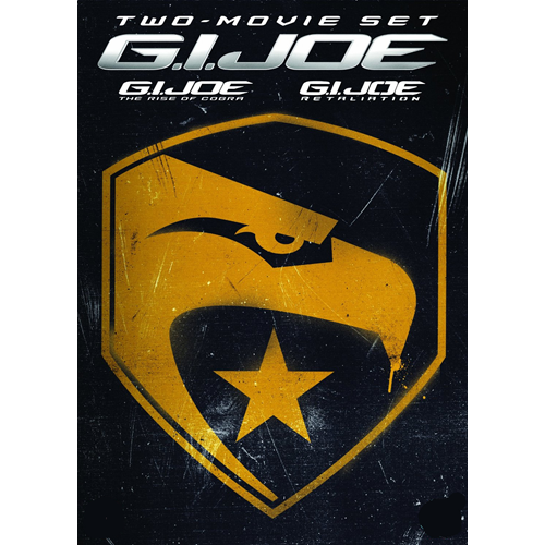 G.I. Joe - Two Movie Set (DVD)