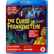 The Curse Of Frankenstein (UK-import) (Blu-ray + DVD)