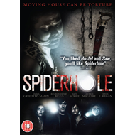 Spiderhole (UK-import) (DVD)
