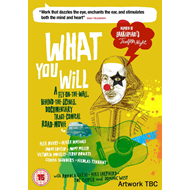 What You Will (UK-import) (DVD)