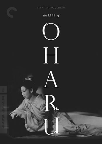 The Life Of Oharu - Criterion Collection (DVD - SONE 1)