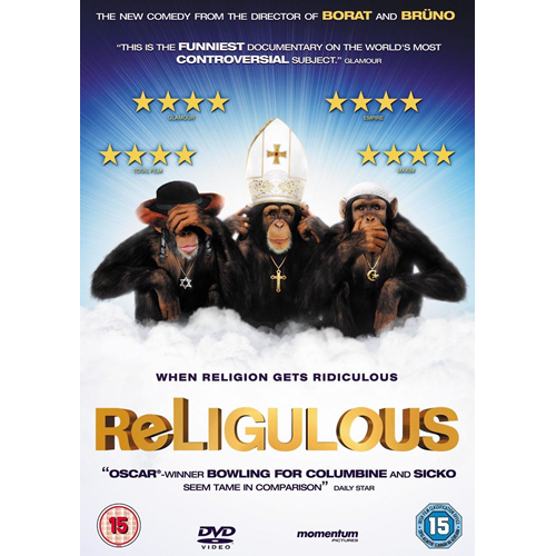 Religulous (UK-import) (DVD)