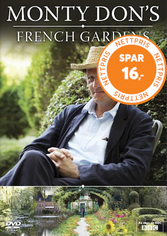 Monty Don's French Gardens (UK-import) (DVD)