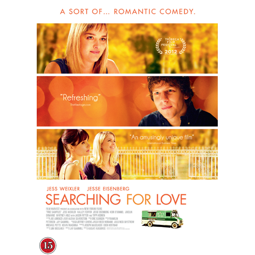 Searching For Love (DVD)