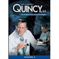 Quincy, M.E. - Sesong 4 (DVD - SONE 1)