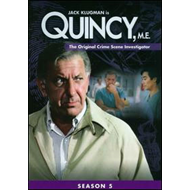 Quincy, M.E. - Sesong 5 (DVD - SONE 1)
