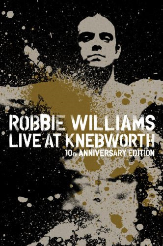 Robbie Williams - Live At Knebworth 10th Anniversary Edition Super Deluxe Box Set (DVD)
