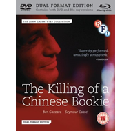 The Killing Of A Chinese Bookie (UK-import) (Blu-ray + DVD)