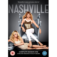 Nashville - Sesong 1 (UK-import) (DVD)