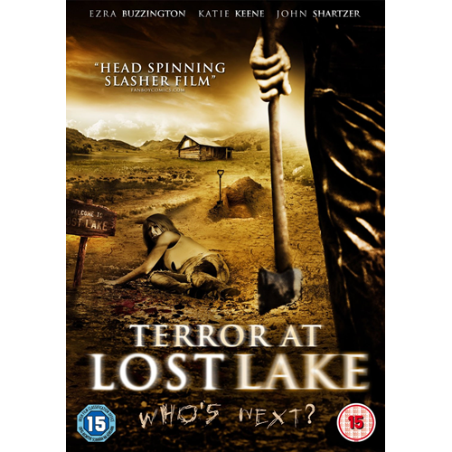 Terror At Lost Lake (UK-import) (DVD)