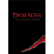 Damages - Den Komplette Serien (DVD)