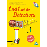 Emil And The Detectives (UK-import) (DVD)