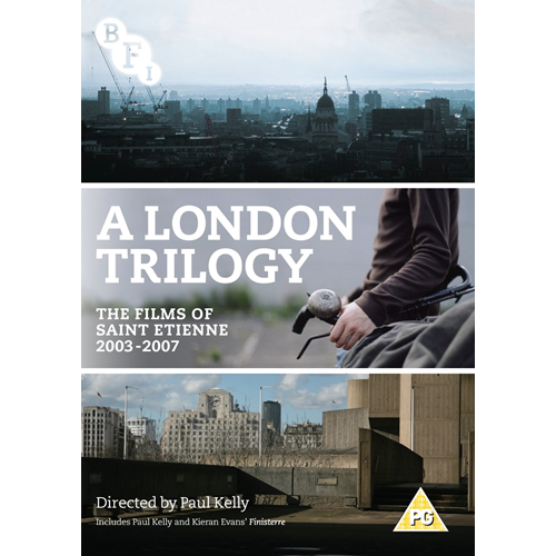 A London Trilogy - The Films Of Saint Etienne 2003-2007 (UK-import) (DVD)