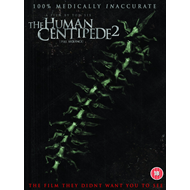 The Human Centipede 2 (Full Sequence) (UK-import) (DVD)