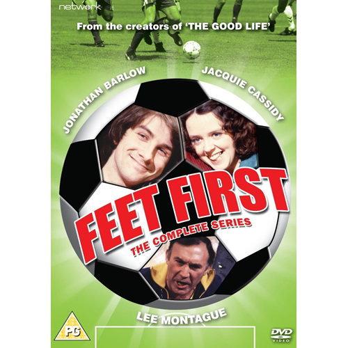 Feet First - The Complete Series (UK-import) (DVD)