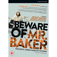Beware Of Mr. Baker (UK-import) (DVD)