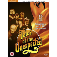 Tales Of The Unexpected - The Complete Series (UK-import) (DVD)