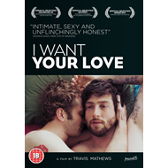 I Want Your Love (UK-import) (DVD)