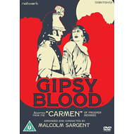 Gipsy Blood (UK-import) (DVD)