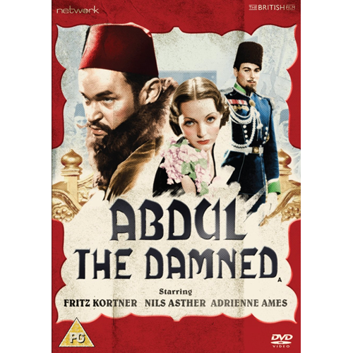 Abdul The Damned (UK-import) (DVD)