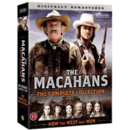 Familien Macahans - The Complete Edition (DVD)
