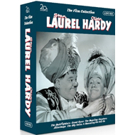 Laurel & Hardy Movie Collection (DVD)