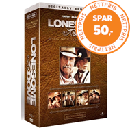 Produktbilde for Lonesome Dove - Den Komplette Samlingen (DVD)