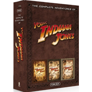 Young Indiana Jones - The Complete Adventures (DVD)