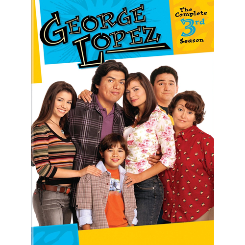 George Lopez - Sesong 3 (DVD - SONE 1)