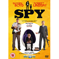 Spy - Sesong 1 (UK-import) (DVD)