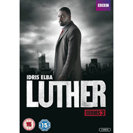 Luther - Sesong 3 (UK-import) (DVD)