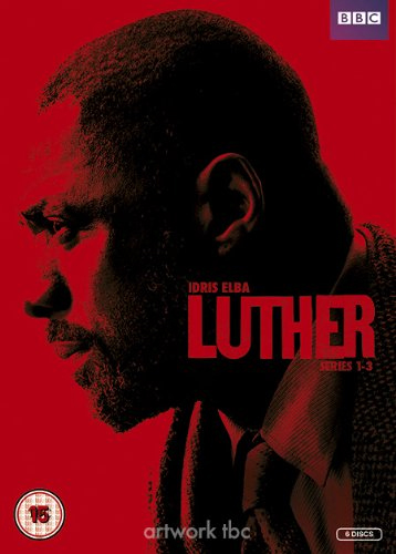 Luther - Sesong 1 - 3 (UK-import) (DVD)