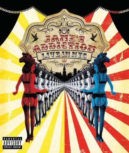 Jane's Addiction - Live In NYC (DVD)