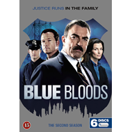 Blue Bloods - Sesong 2 (DVD)