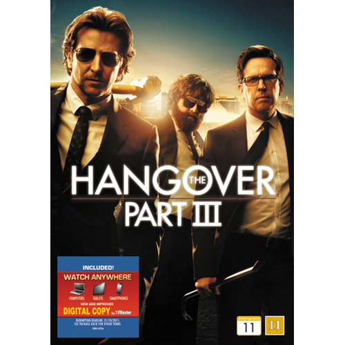 The Hangover - Part III (DVD)