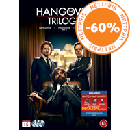Produktbilde for The Hangover Trilogy (DVD)