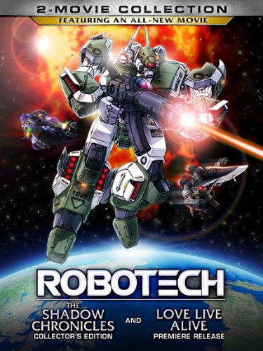 Robotech - The Shadow Chronicles/ Love Live Alive (DVD - SONE 1)