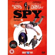 Spy - Sesong 2 (UK-import) (DVD)