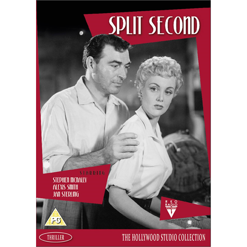 Split Second (UK-import) (DVD)