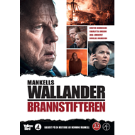 Wallander - Brannstifteren (DVD)